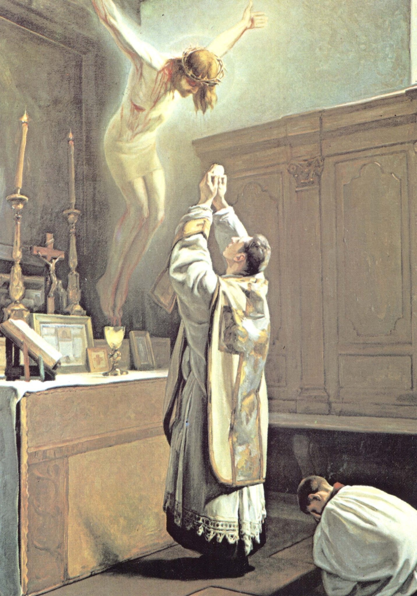 Traditional Latin Mass: What's the Draw?